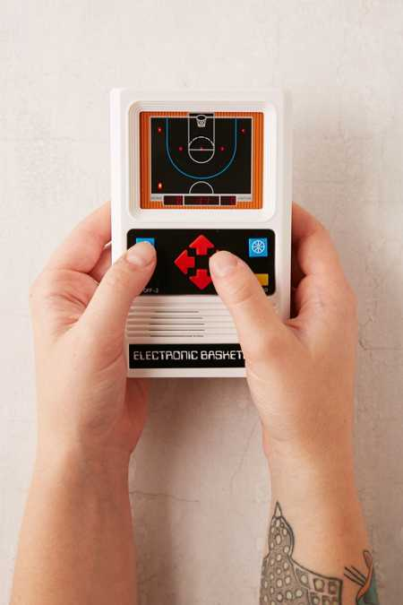 Classic Electronic Basketball Handheld Game