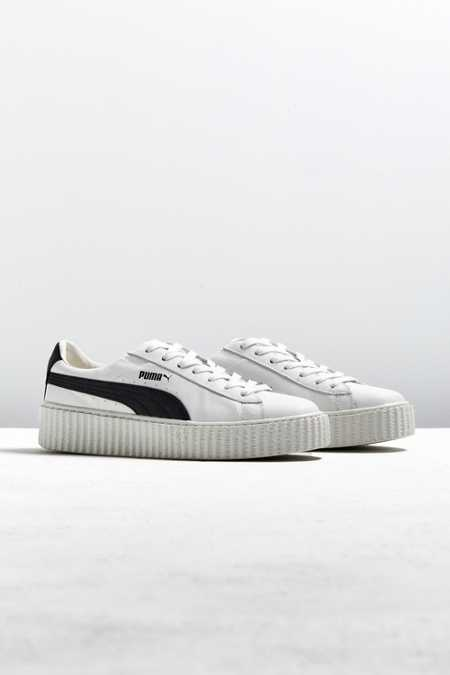 Puma Fenty By Rihanna Mens Leather Creeper Sneaker