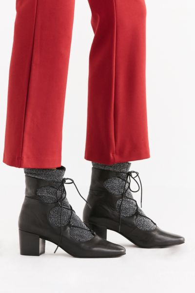 Sol Sana Cupid Ankle Boot - Black 36 EURO at Urban Outfitters