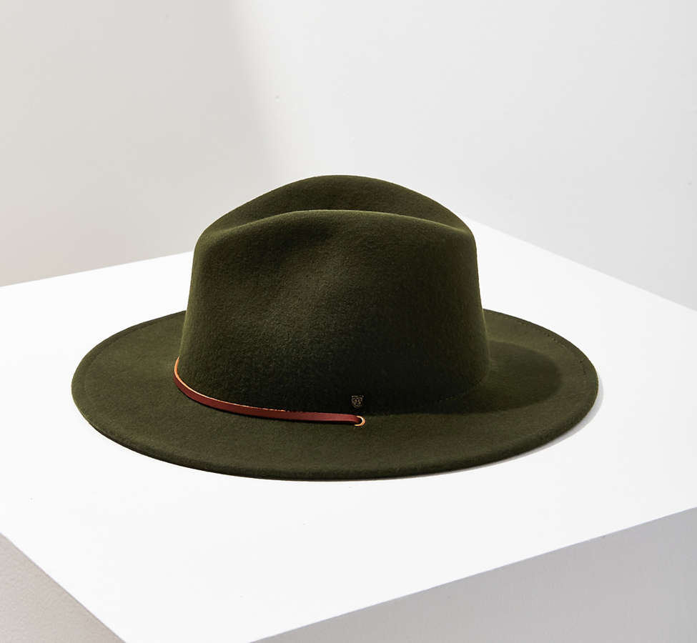 Slide View: 2: Brixton Field Hat