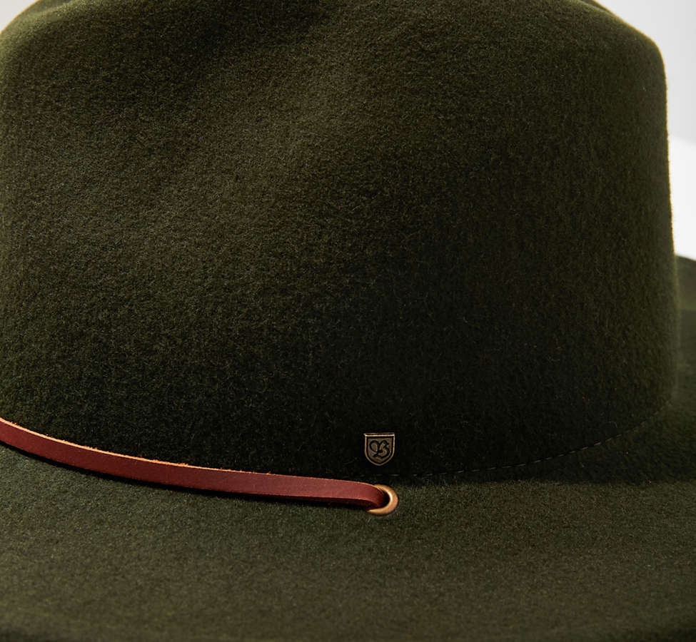 Slide View: 4: Brixton Field Hat