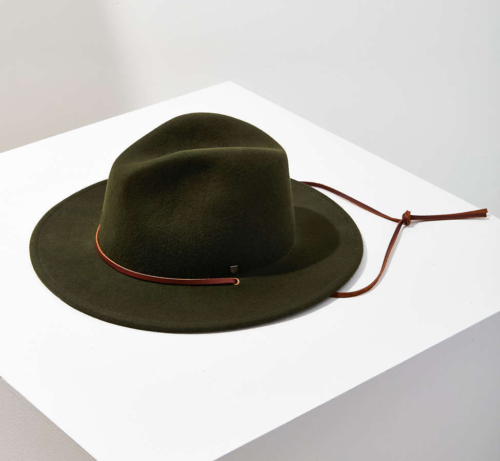 Slide View: 6: Brixton Field Hat