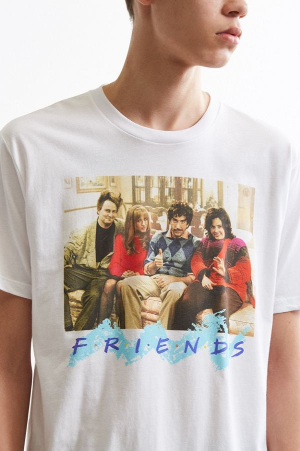 Friends Throwback Tee Urban Outfitters
