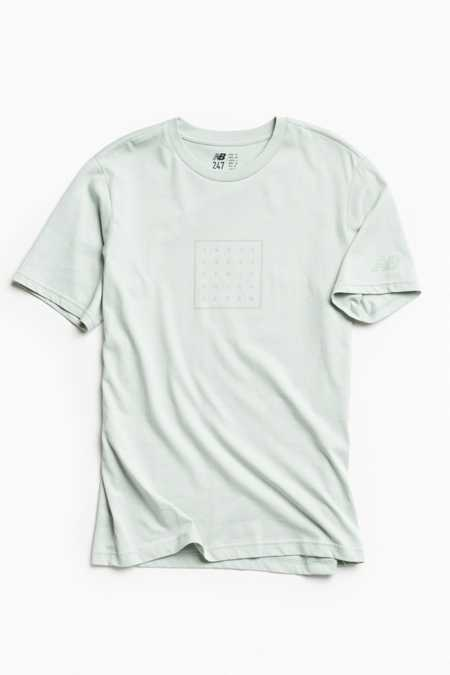 New Balance 247 Reflective Box Tee