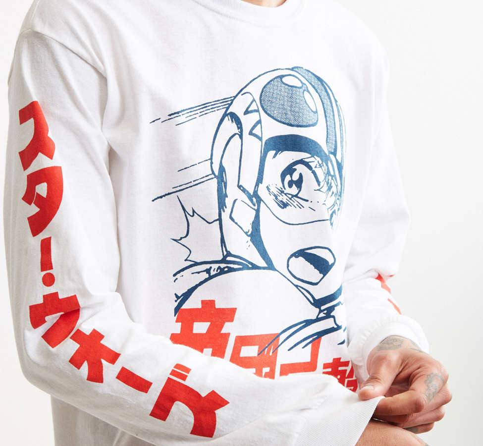 Slide View: 5: Star Wars Long Sleeve Tee