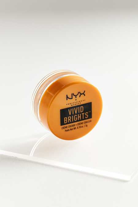 NYX Professional Makeup Vivid Brights Creme Color