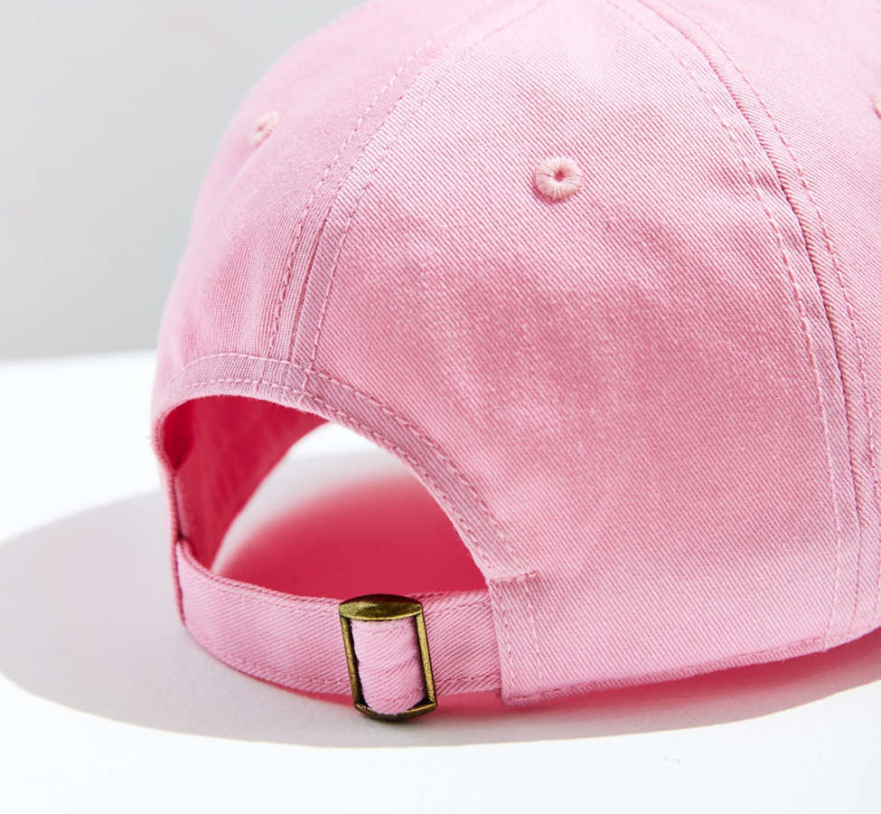 Slide View: 6: Contrast Grommet Baseball Hat