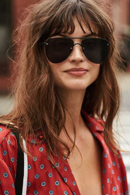 Le Specs The Prince Aviator Sunglasses