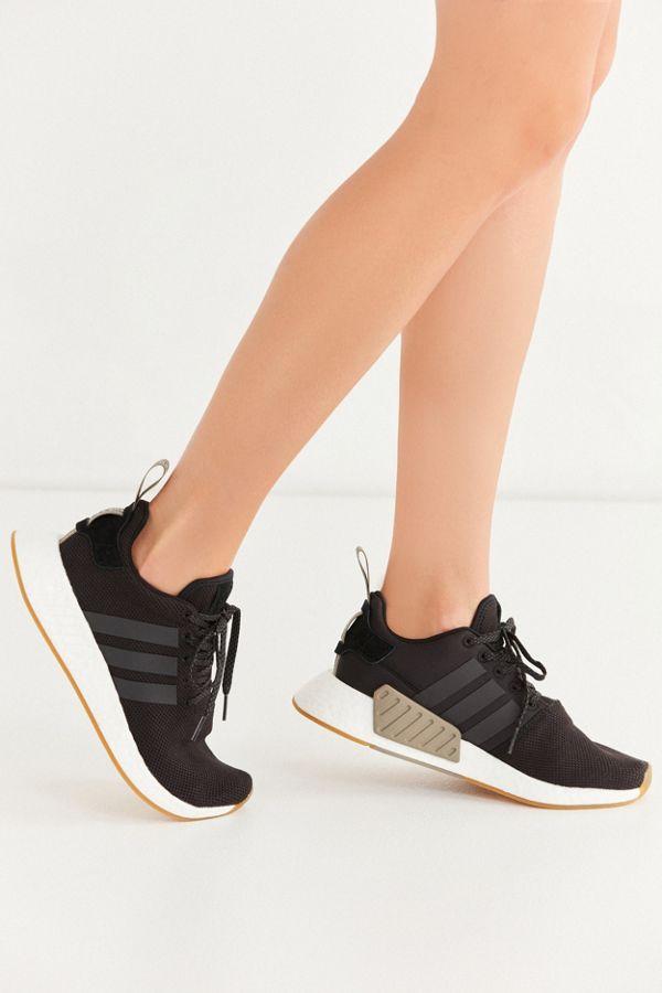 7a51af85fa3ed2 adidas Originals NMD R2 Jersey Sneaker
