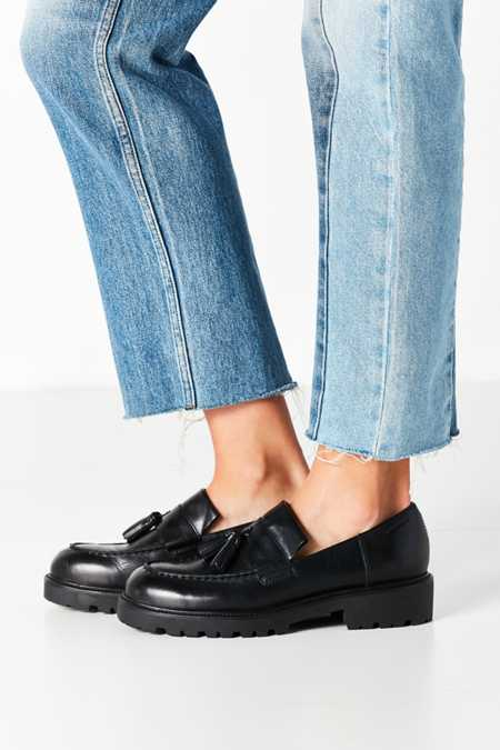 Vagabond Kenova Leather Loafer