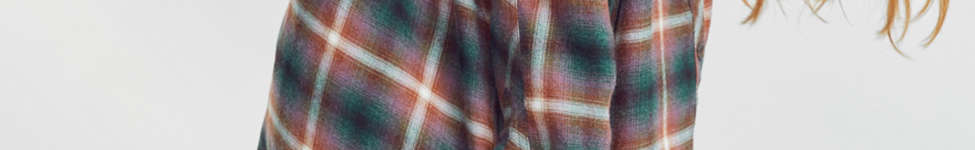 Thumbnail View 1: BDG Brendan Cozy Flannel Button-Down Shirt