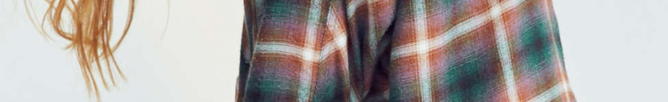 Thumbnail View 4: BDG Brendan Cozy Flannel Button-Down Shirt