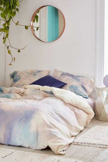 Chelsea Victoria For DENY Unicorn Marble Duvet Cover