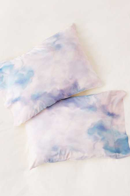 Chelsea Victoria For DENY Unicorn Marble Pillowcase Set