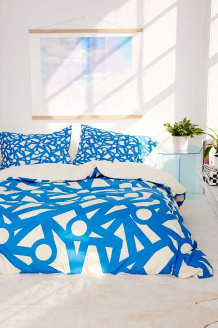 Gabriela Fuente For DENY Mark Duvet Cover