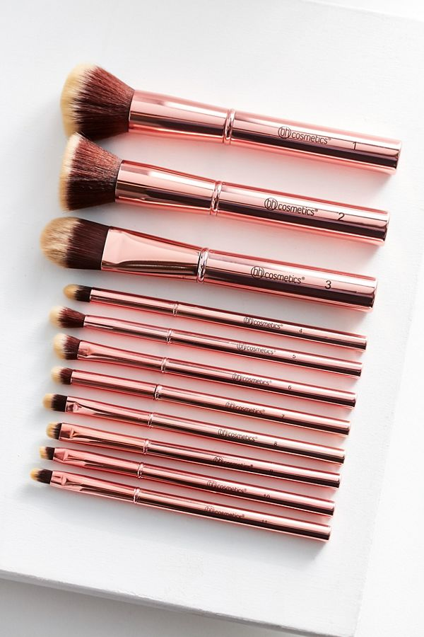 Bh Cosmetics 11 Piece Makeup Brush Set Urban Outfitters
