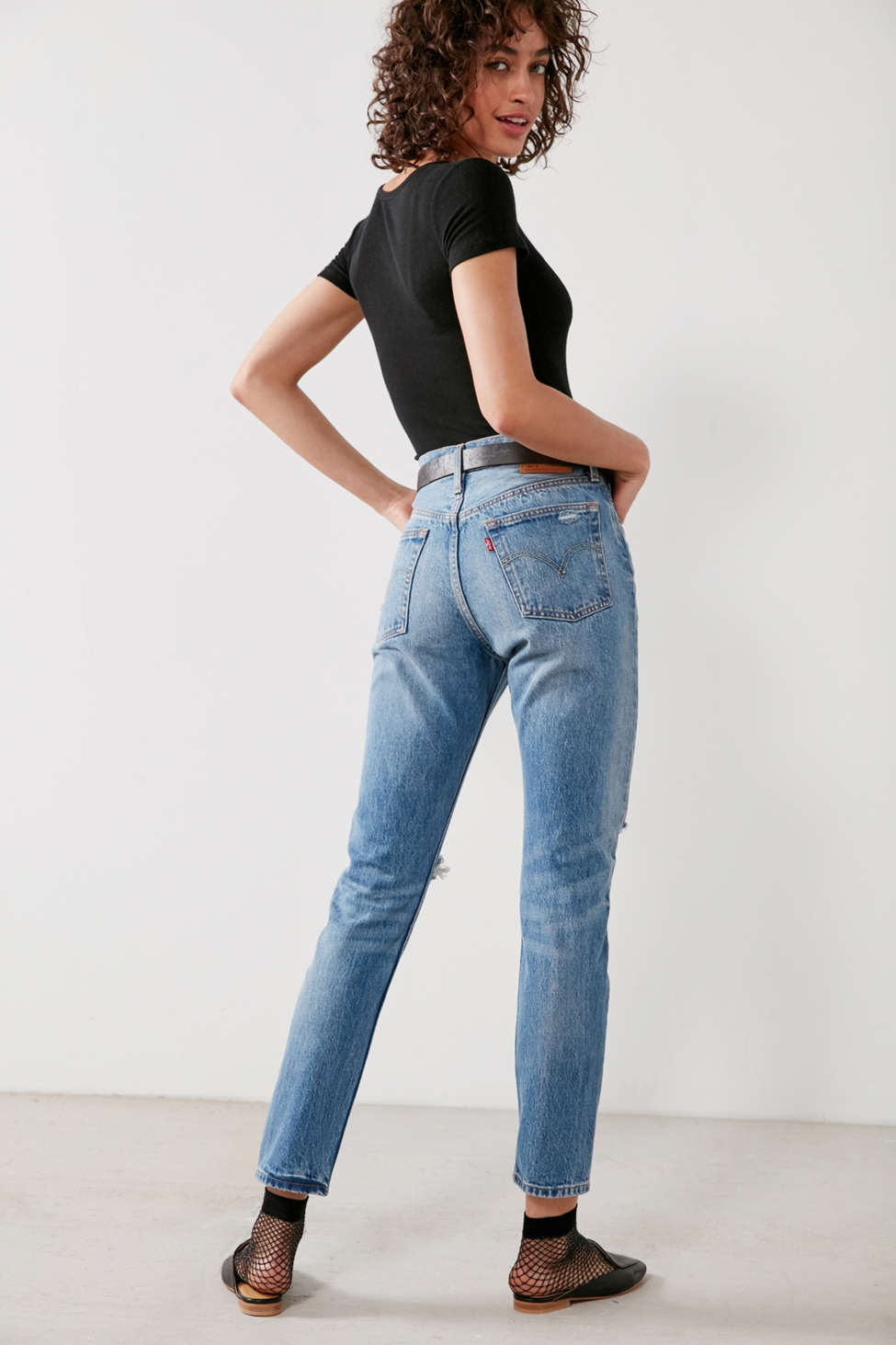 Plus Size Levi Jeans Women