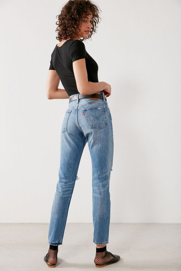 Levi S 501 Skinny Jean Old Hangout Urban Outfitters