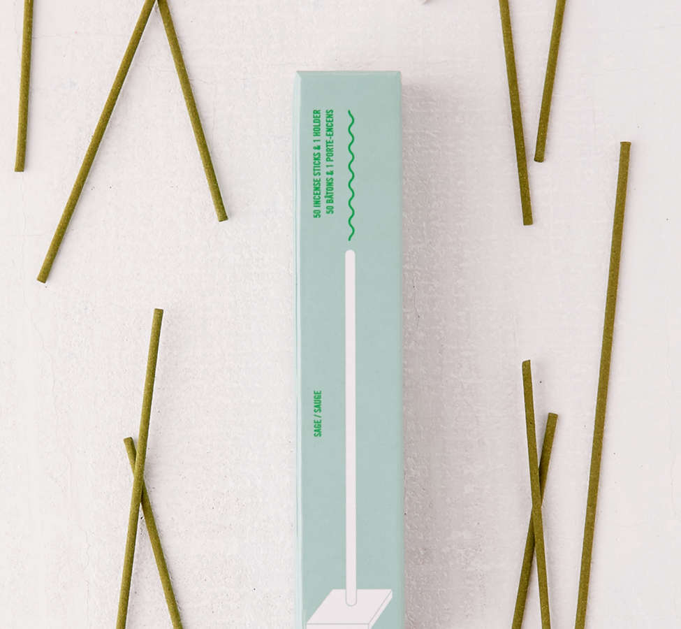 Slide View: 2: UO Hana 50 Stick Incense Kit