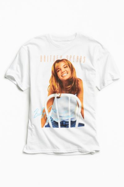 Britney Spears Tee Urban Outfitters
