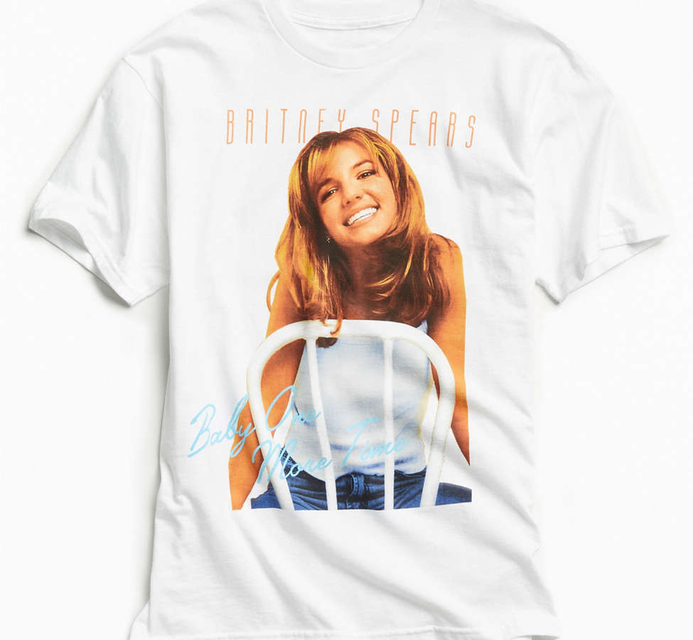 Slide View: 1: Britney Spears Tee