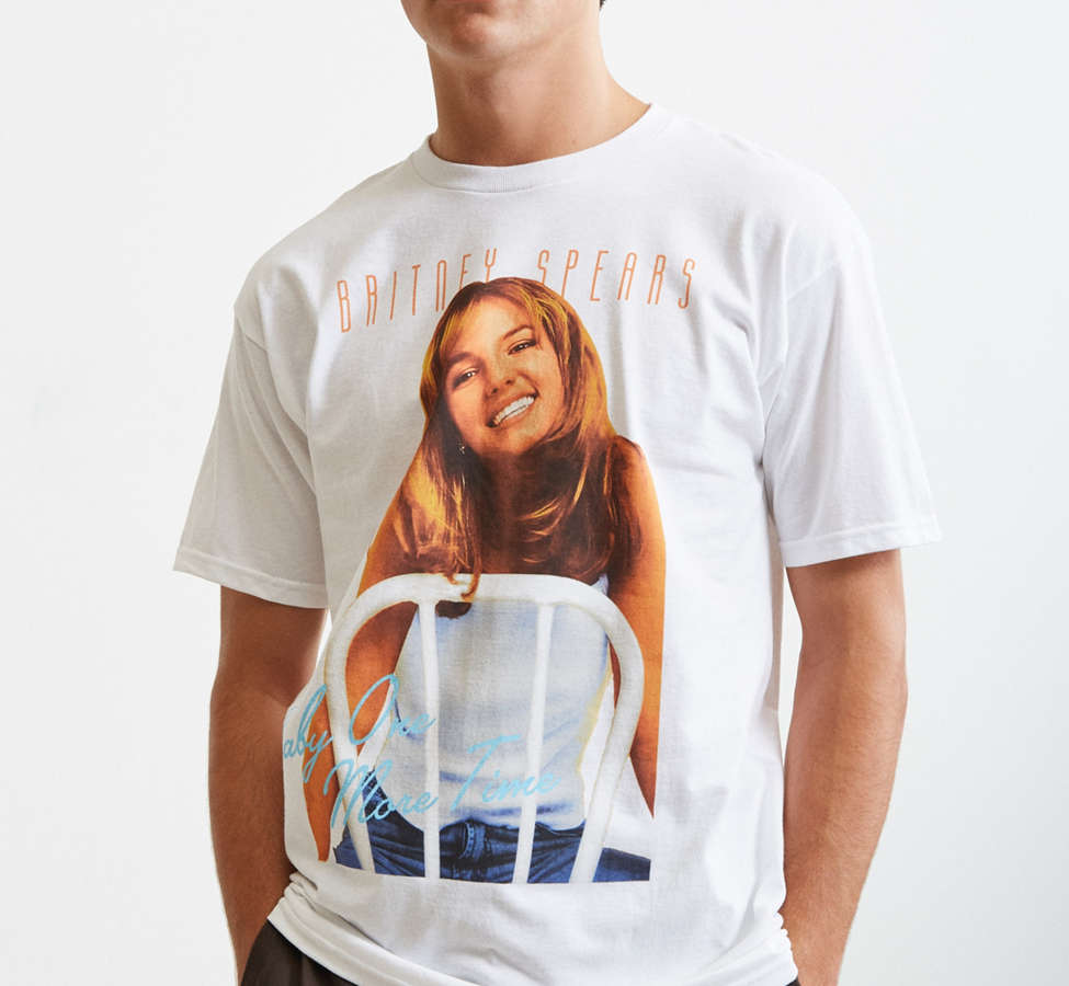 Slide View: 2: Britney Spears Tee