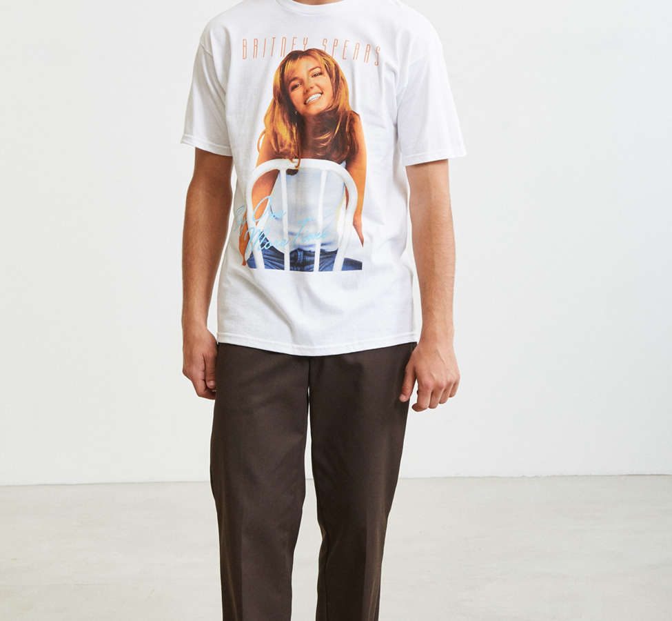 Slide View: 6: Britney Spears Tee