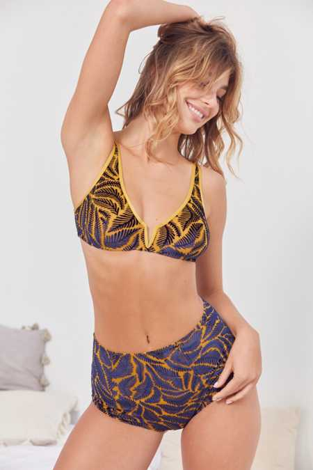 Out From Under Veronica High-Waisted Print Undie
