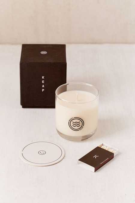 Keap Coconut Wax Candle