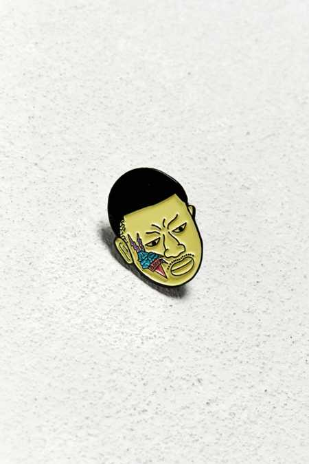 Valley Cruise Press X Gangster Doodles Gucci Pin