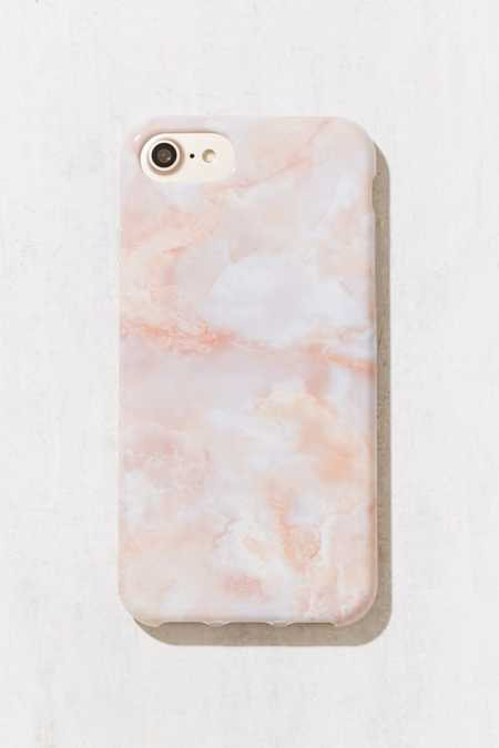 Rose Marble iPhone 6/7 Case