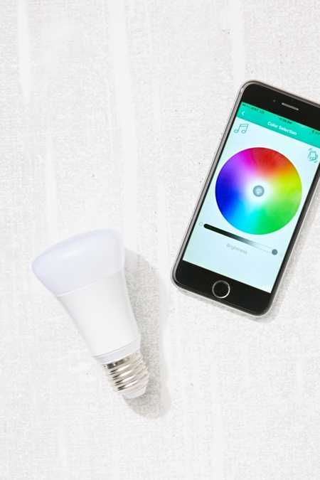Smart LED Light Bulb
