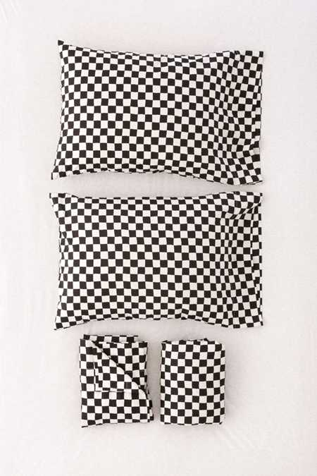Checker Sheet Set