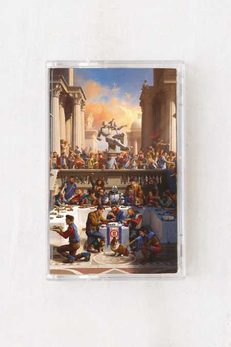 Logic - Everybody Limited Cassette Tape