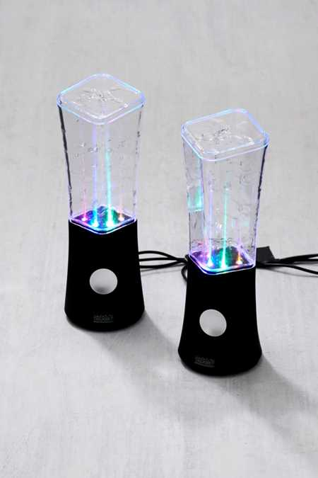 Bluetooth Dancing Water Surround Sound Speaker Set
