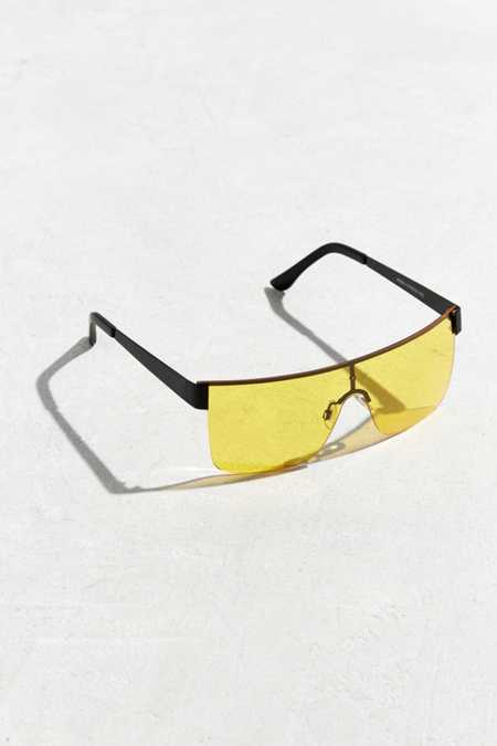 Icon Color Shield Sunglasses