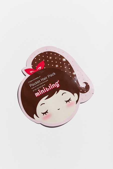TONYMOLY Minibling Pocket Hair Mask