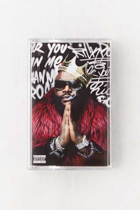 Rick Ross - Rather You Than Me Limited Cassette Tape