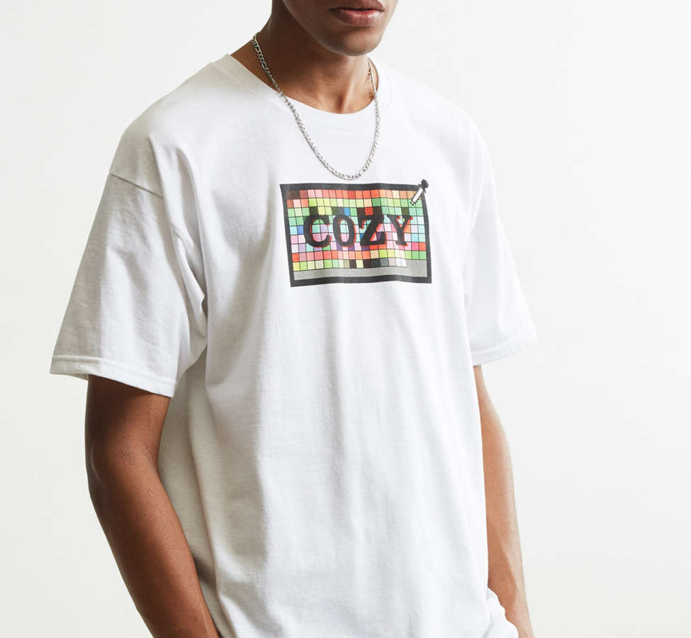 Slide View: 2: TeamCozy Swatch Box Tee