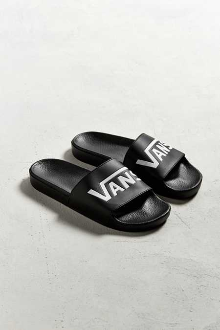 Vans Red Sport Slide Sandal