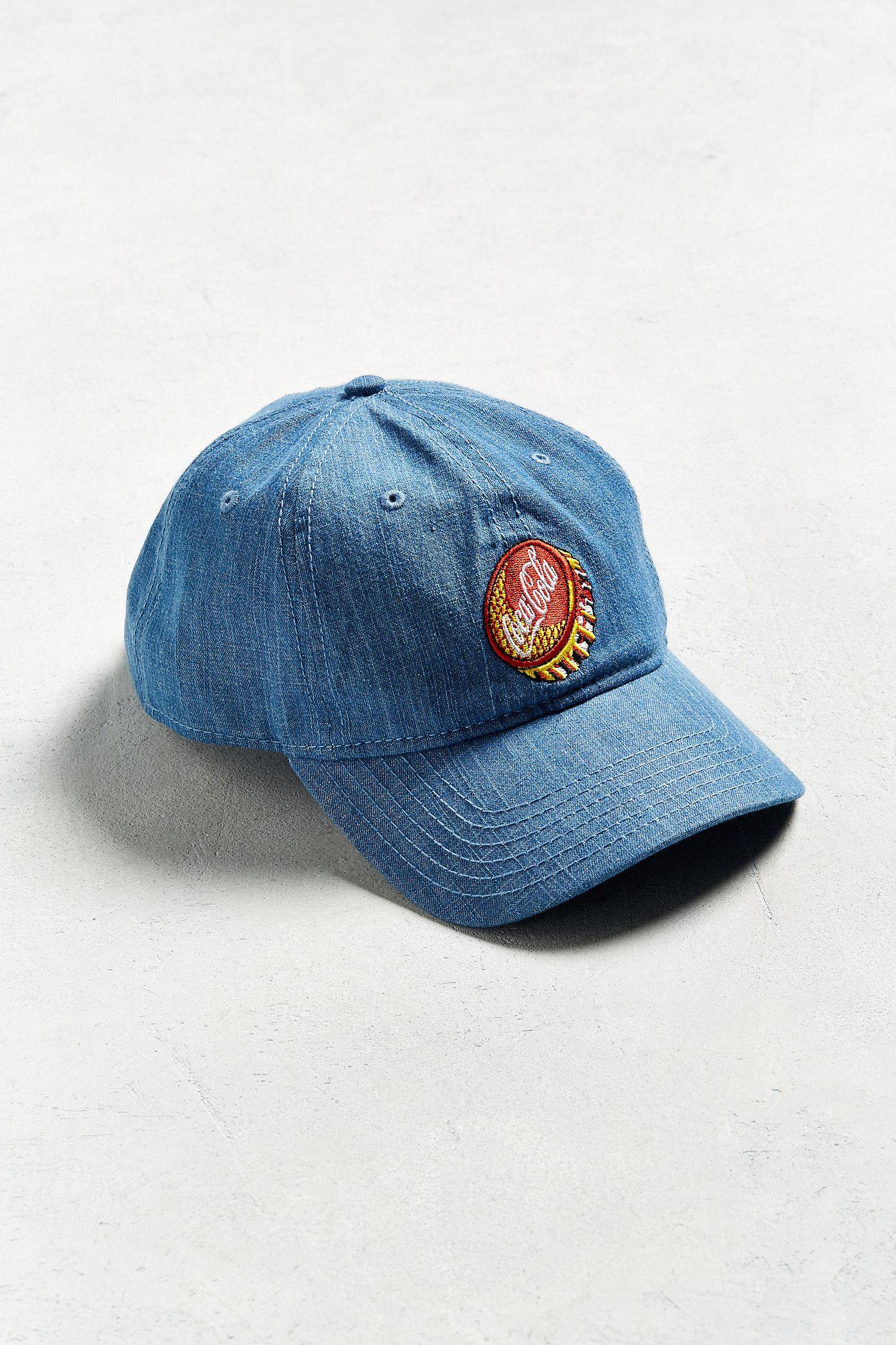 5b617b6b805 Coca-Cola Cap Dad Hat