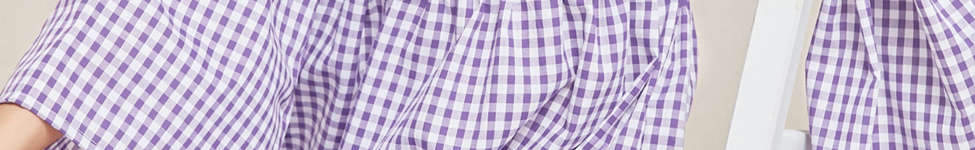 Thumbnail View 6: Urban Renewal Remade Bell-Sleeve Gingham Dress