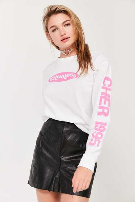 Clueless Cher Long Sleeve Tee