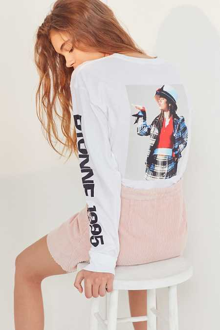 Clueless Dionne Long Sleeve Tee