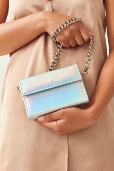 Wallet Chain Crossbody Bag