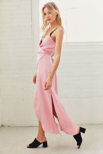 Nice Martin Orden Maxi Wrap Dress