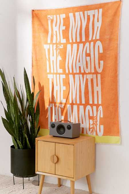 The Myth The Magic Tapestry