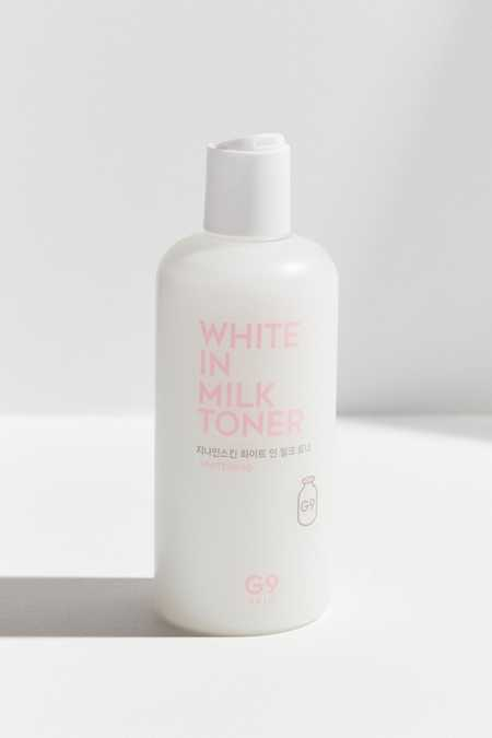 G9 Skin White In Milk Toner