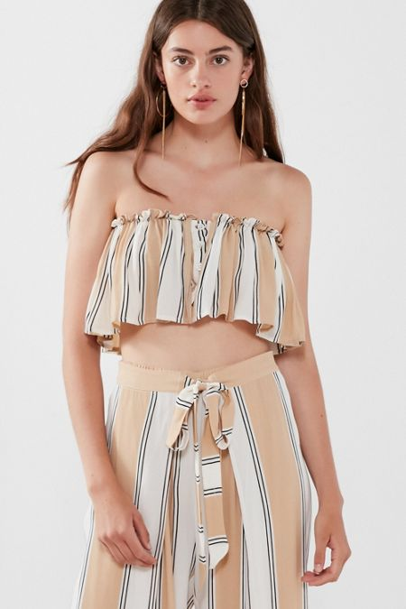 94bf0b21dafef7 Faithfull The Brand Island Stripe Tube Top