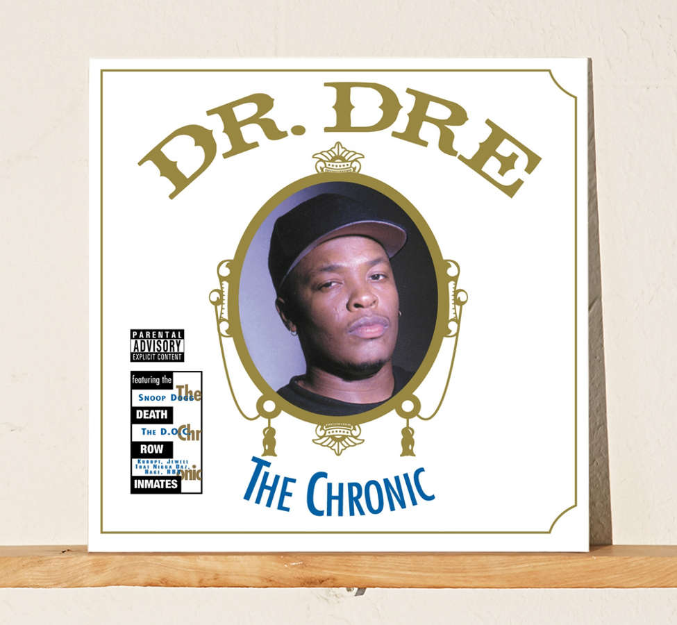 Slide View: 1: Dr. Dre - The Chronic LP